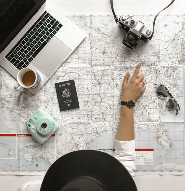 How To Manage Work While Travelling