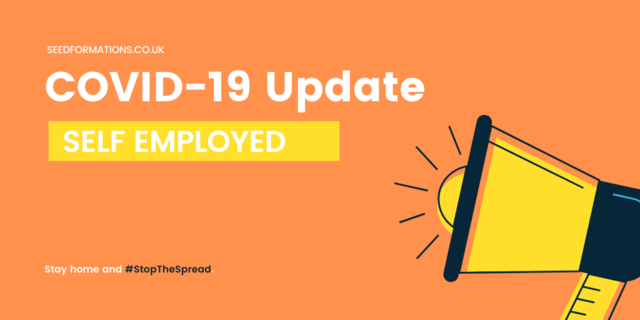 Covid-19 – Support for Self Employed Business Owners