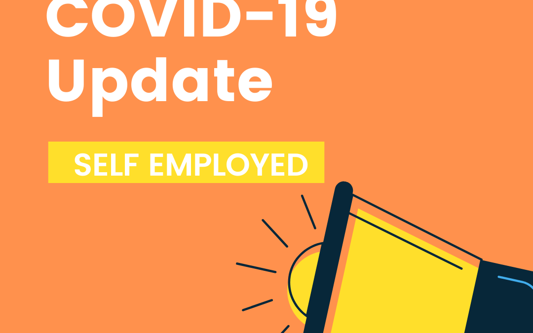 COVID-19 support for self employed people