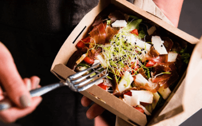 What Are Restaurants Doing For The Environment When It Comes To Ubereats/Take Away?