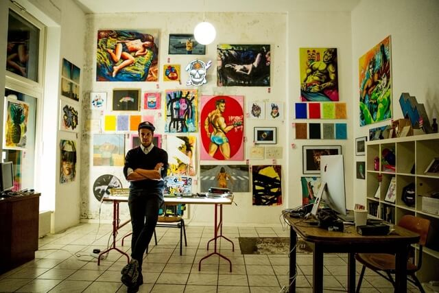 10 Steps For Creating A Successful Business From Your Art