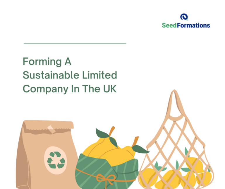 Forming A Sustainable Limited Company In The UK